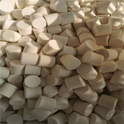 92%の酸化アルミニウム陶磁器の円柱粉砕媒体のよい硬度