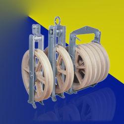 Câble de déverrouillage Large-Diameter Direct Bloquer la poulie de câble