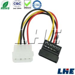 موصل من نوع Pin Wire إلى اللوحة SATA مقاس 1.27 مم