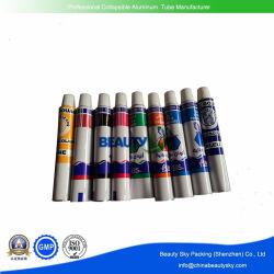 Acuarela Óleo la pintura de aluminio de tubo de pluma