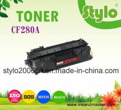 Высшее качество совместимый лазерный картридж с тонером CF280A; расходные материалы принтера