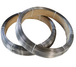 Super Abrasion Resistant High Chromium Cast Iron Overlay 용접 플럭스 코드 용접 와이어