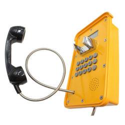 Водонепроницаемый телефон телефон с заводская цена промышленного туннеля