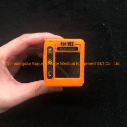 Protokoll Etco2 für Veterinärversion bewegliches Capnometer /Capnograph EchtzeitMonitoing vom Gas-Analysegerät