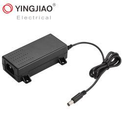 Дешевые цены 25W/12 В/5A AC/DC коммутации адаптер питания для настольных ПК с UL/TUV/GS/CE