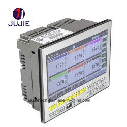 디지털 압력, 온도, 주파수를 위한 종이를 사용하지 않는 도표 기록병