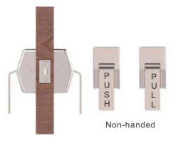 Verriegelungs-Krankenhaus-Verschluss-hochdrücken des Krankenhaus-Ppl-001/Zug-Verriegelungs-Kippen Verriegelungs-Paddel-Verriegelung