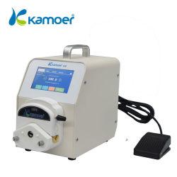 ステップ・モータ、WiFi制御、高い流動度、フィートスイッチサポート、食糧金庫、タッチ画面を搭載するKamoer Uipの蠕動性ポンプ