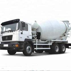 Grossista 6X4, camião misturador de betão cimento de 8m3 de 340 HP