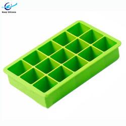Gran cuadrículas de 24 cubitos de silicona DIY Heladero