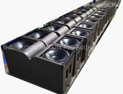 Serie van de Lijn van het Neodymium bi-Amped van 8 Duim van Ka de Dubbele Hoogste Professionele