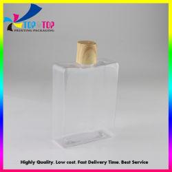 Commerce de gros de 120ml Diffuseur de parfum Reed Verre Bouteille de cadeaux pour les cosmétiques à l'emballage