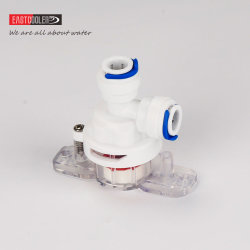 Válvula de parada de la fuga de filtro de agua