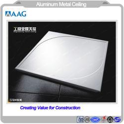 Combinação de alumínio de hetero típica e placa de relevo