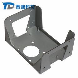 Receptáculo de controlador personalizados de procesamiento de la placa de la laminación en frío de la hoja de metal
