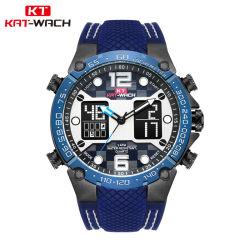 Os relógios da Watchesmen Digital Ver Relógios de qualidade de moda personalizada de quartzo Relógio desportivo grossista de relojoaria suíça