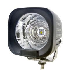 24V 3pouces LED unique 25W Ampoule de feu de conduite de moto