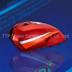 Benzin Suzuki Motorcycle Parts Rot mit Musteröl/Kraftstofftank Hj125K-A