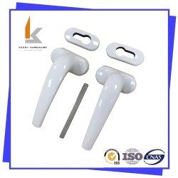 알루미늄 모티스 디자인 도어 핸들 잠금 개인 정보 보호 레버 도어 핸들