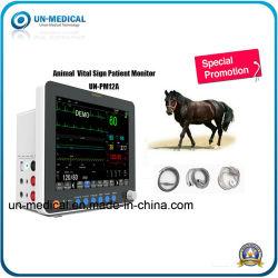 12 de Geduldige Monitor van het Bed van het Ziekenhuis van de duim voor Veterinair Gebruik