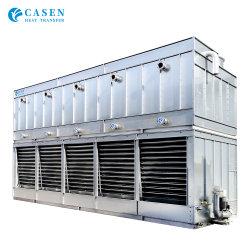 Contatore d'acciaio quadrato Galvanized/HDG/inossidabile/circuito chiuso flusso trasversale/aria bagnata del ciclo/torretta/evaporativo raffreddamento ad acqua