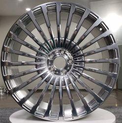 1 Pièce forgée T6061 jantes en alliage aluminium Sport Roues pour les jantes des roues mag personnalisé jantes des roues en alliage aluminium forgé avec polissage de l'eau