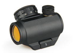 1x20mm réflex HD de la vista para la caza del airsoft