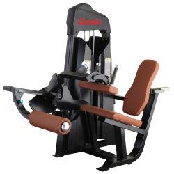 آلة تدريب القوة محمّلة بمسامير معدات اللياقة البدنية تمارين ثني الساق