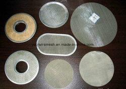 200mm Edelstahl-Luftfilter-Platten-einlagige multi Schicht