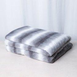 Los niños de la fábrica de lana de vellón suave de algodón poliéster Shaggy Manta