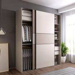 Modernos Muebles de dormitorio armario armario delicado con diseño personalizado