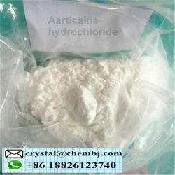 Dor de anestesia local Killer Cloridrato Articaine HCl CAS 23964-58-1