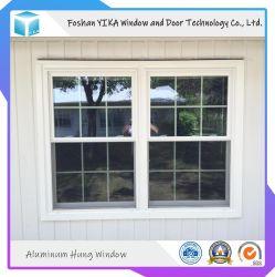 Produit principal Yika rupture thermique en aluminium Verre Double Double/ Hung Fenêtre unique