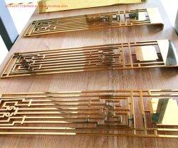 La precisión de corte por láser personalizado Piezas Metálicas a gran escala
