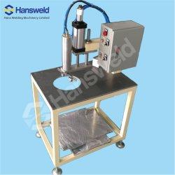 Cylindre en plastique de la machine de curling de cycles machine à souder le tube de cylindre en plastique transparent en PVC machine de formage APET Pet machine de formage de vérin