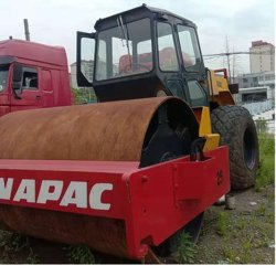 تم استخدام Dynapac Small Road Roller Ca25