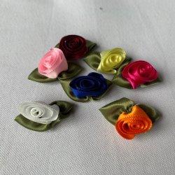 [ديي] صب وشاح [روس] زهرات مع عالة تصميم إستعمال على قماش وأخرى زخرفة