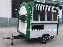 Comida do restaurante veículo veículo alimentar Caravana as vendas de caminhões de Alimentos da Alemanha