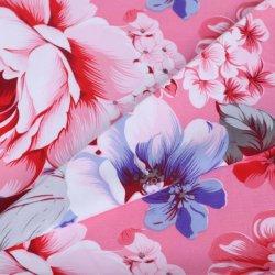 Strato dell'assestamento della stampa disperso nuovo fiore per il tessuto del poliestere