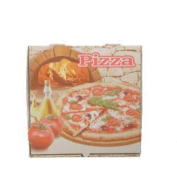 Annehmlichkeits-schwarzer Firmenzeichen-Geschenk-Kasten für Juwel-Baby-Pizza-Kasten