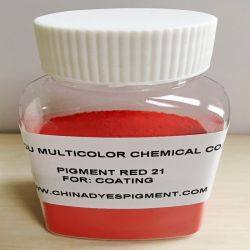 MULTICOLOR - Pigment Red 21 / Scarlet Red