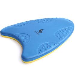 Kinder, die kundenspezifische Firmenzeichen-Swimmingpool-Stoß-Vorstand-Schwimmen-Zubehör ausbilden