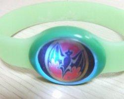 2011 LED Bracelet en silicone (DMS-LED)