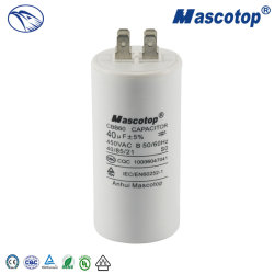 Plastikpolypropylen-Pumpen-Kondensator des motorCbb60