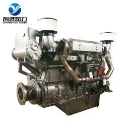 Inboard 600HP Marine Propulsion Japanische gebrauchte Montage komplette Dieselmotor Mit Vorwärtsgetriebe