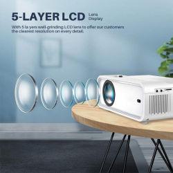 De Projector van de Laser van het Theater van het video LEIDENE Van de consument van de Elektronika Huis van de Projector