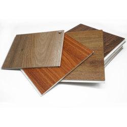 Il vinile copre di tegoli la pavimentazione decorativa di Spc (composto della Pietra-Plastica) da vendere
