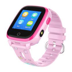 Telefono resistente astuto di Smartwatch dell'acqua dello schermo di tocco di colore della vigilanza del Wristband dell'inseguitore di forma fisica con il video di frequenza cardiaca