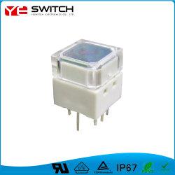 Conectar o PC sensível ao toque no interruptor de paragem de emergência
