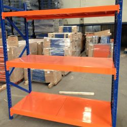 Rack de stockage de charge de 200 à 800 kg rayonnage longue durée pour charges moyennes